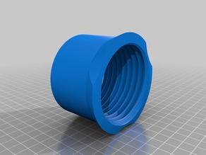 Sunlu spool adapter 72mm to 54mm reducer