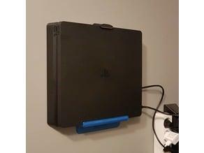 Playstation 4 slim. Wall mount