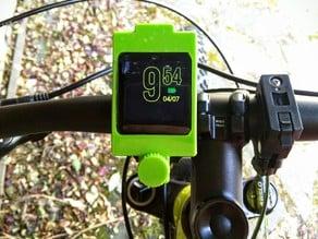 Sony Smartwatch 3 Handlebar Mount