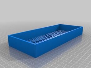 My Customized Shower Tray/Bathroom Accesory -  d=29.29 , l=25, w=10,  h=3