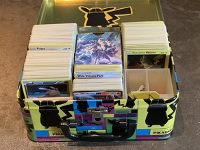 Pokemon Storage Box Organizer