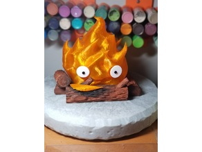 Calcifer (hollow)
