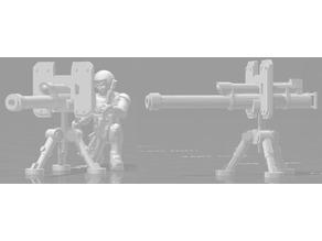 Portable Autocannon - Heavy Weapons Squad - WH40k