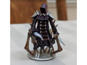 Gloomhaven Monster: Harrower Infester