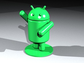 Android articulated
