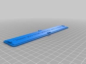 Engineering Stick - 200mm mod