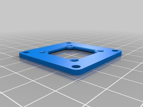 20x20 board to 30x30 board adapter