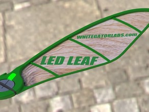 LED LEAF