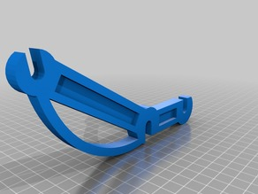Yet Another Spool Mount for prusa-mendel