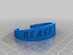Beast Mode Bracelet 2