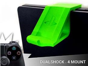 DualShock 4 controller mount stand for PlayStation 4 (PS4) slim vertical