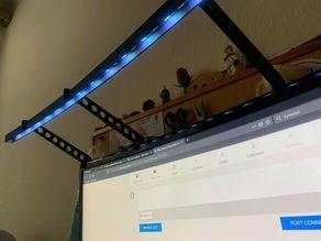 Samsung C24F390F monitor LED lamp