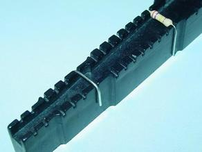 PCB-AssemblingFormerPlate / Biegelehre fuer Leiterplattenbestueckung