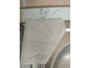 Dish soap holder