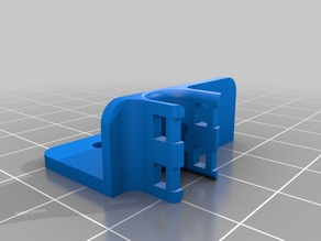 Cable Guide for Anycubic Kossel