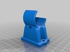 3/4 inch SCH 40 PVC Pipe Mount