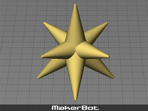 Christmas Star - For the top of your Christmas Tree!