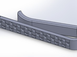 Checkered Tie Clip for Father's Day