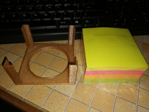 Post it Note Holder (Wilko's)