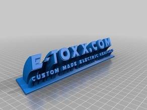 E-TOXX Logo