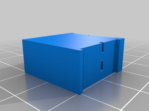 Backlash Calibration / Dimensional Accuracy Test Cube