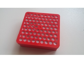 HexaLid Desiccant (Silica Gel) Box