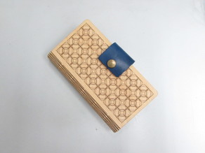 Laser Cut Wooden Phone Case for iPhone 6/7/8