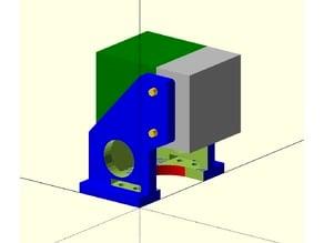 Dyze Extruder Hadron Ordbot mount