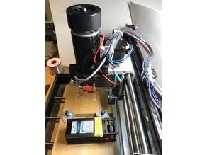 CNC Router 3018 Pro 52mm Spindle / 40mm Laser Upgrade