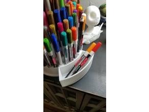Caddy for Marker/Pen Carousel