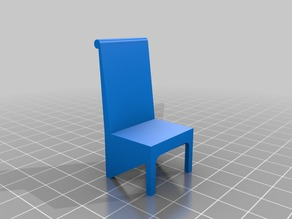 Chair Playmobil