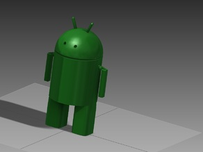 Android figure.