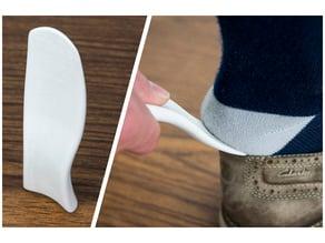 Simple Shoe Horn