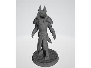 RPG Miniature - Khenra