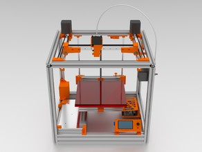FuseBox2R CoreXY 3D Printer