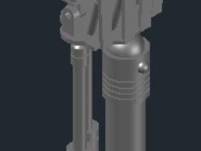 T-800 Terminator Arm 1:1