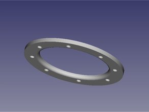 Hip harness attachment - Lady adaptor