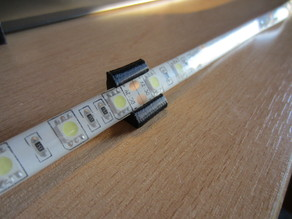 Clip pour Led Strip 10mm