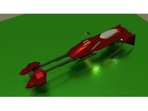 STAR WARS Land Speeder