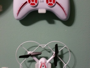 Syma controller wall mount