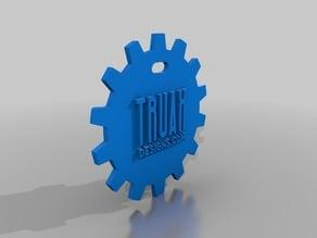 Truax Designs Keychain