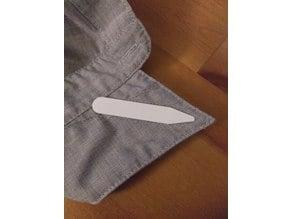 shirt collar straightener