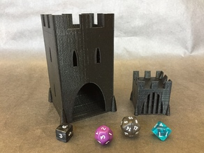 Tower of Dice (and the Dreaded Die Dungeon)