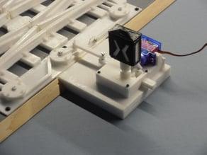 Servoantrieb für Kreuzungsweiche (LGB)
