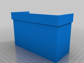 My Customized Stacking Bins (or Trays)