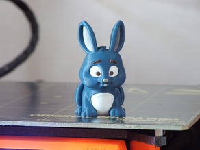 Stuart the Rabbit (multi-color)