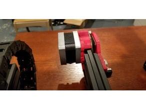 Ender 3 - Y-Axis Stepper Damper Adapter