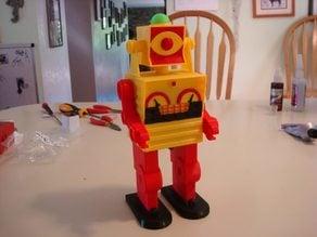 Big Max 3d printed walking robot