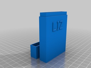 Liz My Customized Card Case Customizer