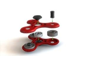 Tri - Spinner V3 (new concept)